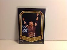 Edge Topps WWE Champion insert card 21 WWF Rated R