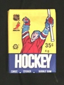 RARE! ORIG. 1985-86 O-PEE-CHEE WAX PACK!  LEMIEUX ROOKIE YEAR!