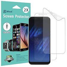 Samsung Galaxy S8 Plus - Pack de 2 - Productor de pantalla [Cobertura completa]
