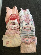 New Born Baby Girl Clothes Bundle Bery Good Condition