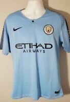 Manchester City Jersey Kevin De Bruyne Adult LARGE (PRICE DROPPED)