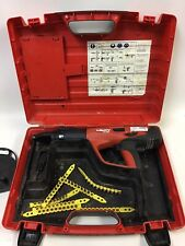 Hilti Dx 460 Powder Actuated Tool Fastener With Case