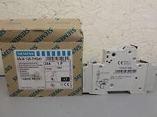 New Old Stock 5SJ4-125-7HG41 Siemens Breaker 5SJ41257HG41    A247