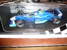 Kimi Raikkonen 1;18 Sauber Petronas Showcar 2001
