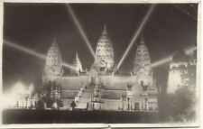 INDOCHINE CAMBODGE temple d'angkor photo indéterminée