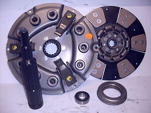 fits Farmall CASE-IH 330 340 504 tractor clutch kit 6 pad disc