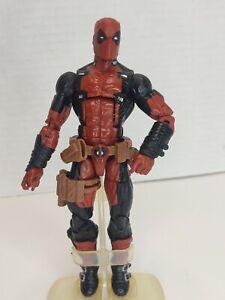 2016 Marvel Legends Deadpool Juggernaut Baf Series Action Figure Incomplete