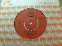 "Andy Williams – If Ever I Would Leave You 1962 7"" CBS AAG 207"