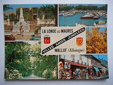 """CPM """"Souvenir de La Londe"""""""
