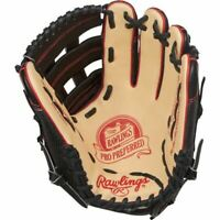 "Rawlings PROS205-6CM Pro Preferred Pro Label 11.75"" Full Mesh Back Infield Glove"