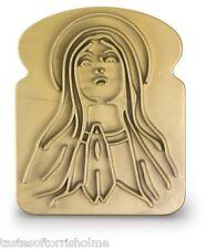 Nuevo Fred Santo tostadas Mary carácter Toast prensa forma Maker