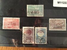 Russia used older collection 1930's complete set