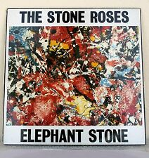 The Stone Roses – Elephant Stone Vinyl Single Record 1989 Red catalogue number