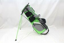 Brand New Callaway Hl3 17 Golf Stand Bag Carry - Grey Green White - HyperLite 17