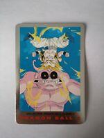 RARE CARTE DBZ 1989 GOTRUNKS SUPER BOU N°62 Dragon Ball Z série 2 card game