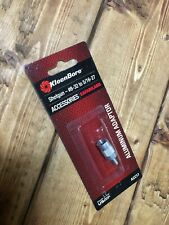Kleenbore Aluminum Shotgun Adaptor For Cleaning Brush #8-32 To 5/16-27 Thread