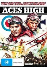Aces High (DVD, 2018)