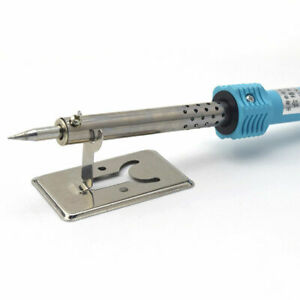Electric Soldering Iron Pen Holder Stand Base Solder Iron Stand DIY New