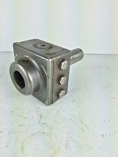 "Criterion 3"" x 3"" Boring Head with 1"" Diameter Shaft  (M0010)"