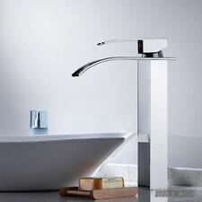Monocomando a cascata Miscelatore alto/basso rubinetto lavabo da bagno G3/8