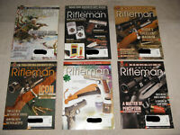 NRA ~ American Rifleman Magazines ~  Lot of 6 Issues ~ 2007