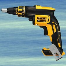 DEWALT 20V XR Li-Ion Cordless Drywall Screw Gun Brushless Screwdriver LED #4182