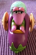 1988 McDonald's Happy Meal Toy Fraggle Rock Eggplant Car Toy