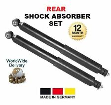 FOR VAUXHALL CORSA MK II 1.0 1.2 1.7 2000-2006 2x REAR SHOCK ABSORBER SET