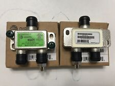 2 Direct Tv Appoved 2-way Swm Green Label Splter Brand New