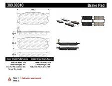 Disc Brake Pad Set-Sport Brake Pads Rear Stoptech fits 2003 Mazda Miata