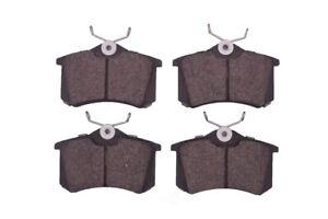 Disc Brake Pad Set-Ceramic Pads Rear Dash 4 Brake CD340