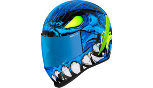 NEW x-Large Airform Manik'R Helmet Blue - Large 010113864