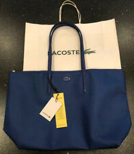 Lacoste Blue Marine Shoulder Shopper Large BNWT