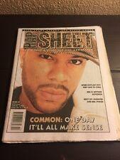 Rap Sheet Magazine - Common- Oct 1997, Vol.5, No.10 - Rare