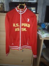 sweat rouge et jaune U.S. POLO ASSN TAILLE XL (NEUF)