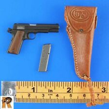 Henry Kano - 1911 Pistol w/ Holster & Mag- 1/6 Scale - Soldier Story Figures