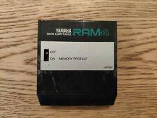 Yamaha Ram4 DX7 Memory Cartridge