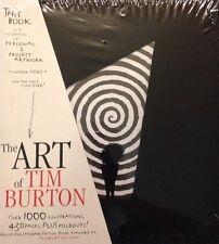 The Art Of Tim Burton SEALED