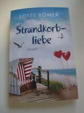 ??? Strandkorbliebe Norderney ? Lotte Römer ? Liebes Roman ? Taschenbuch ? TOP ?