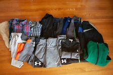 HUGE LOT of 24 Boys Clothes Name Brand Size 6/7