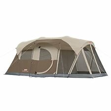 Coleman WeatherMaster 6-Person Screened Tent Coleman New