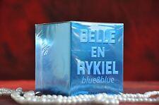 BELLE EN RYKIEL blue & blue EDT  75 ml., Discontinued, Rare, New in Box, Sealed