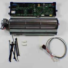 Whirlpool Blower & Control Board, Wall Oven Cooling Fan Assembly, W10550509, NEW