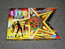 GAME OF LIFE - 2013 FAME EDITION By HASBRO - IN VGC (FREE UK P&P)