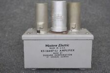 Western Electric Vintage Amplifiers and Tube Amps for sale