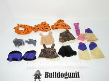 Lot of 16 Barbie Clothes Accessories Mcdonalds Happy Meal Toy