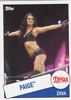 2015 TOPPS WWE HERITAGE CARD PICK SINGLE CARD YOUR CHOICE