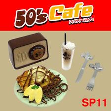 Rare! Re-ment Miniature Disney Mickey Mouse 50's Café - Secret Chocolate Waffle