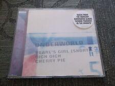 Underworld: Pearl's Girl (Short)  CD Single   EX+  White sleeve