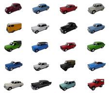 Lot de 20 voitures miniatures 1/43 Mercedes Peugeot Renault Skoda Model Car LP16